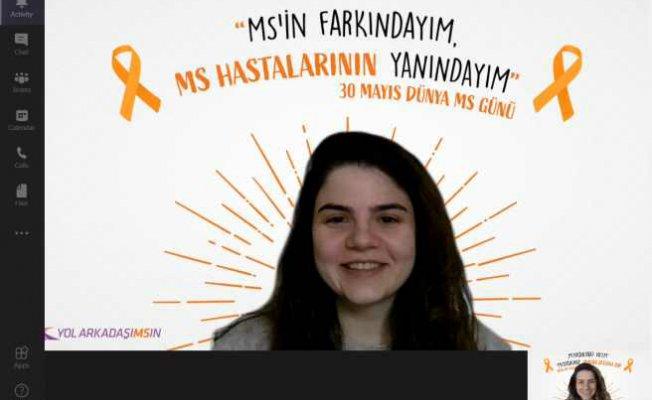 MS hastalığına dijital farkındalık | Yol arkadaşım