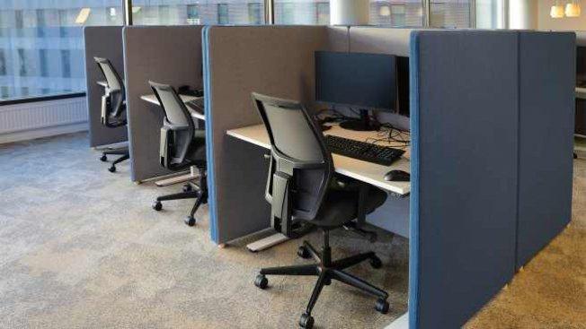 Ofisler yeni normalleşme süreçlerine hazırlanıyor