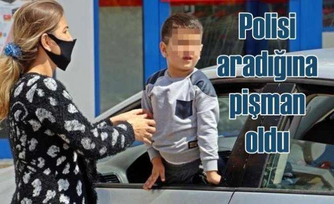 Oğlunun elinden telefon çalındı 3 bin TL ceza ödedi