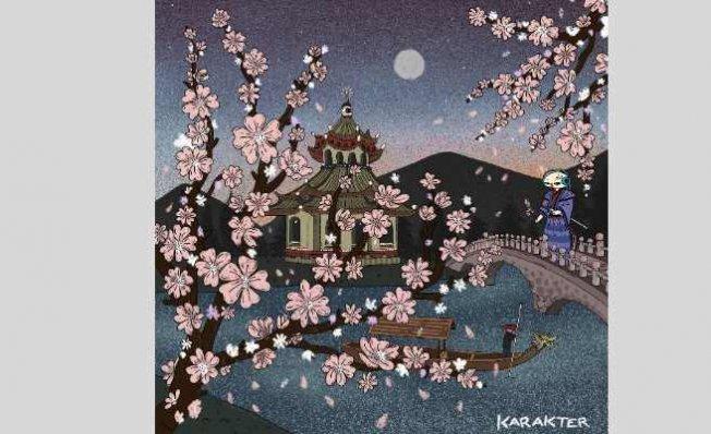 Sakura   Japonya'ya heyecan verici bir yolculuk
