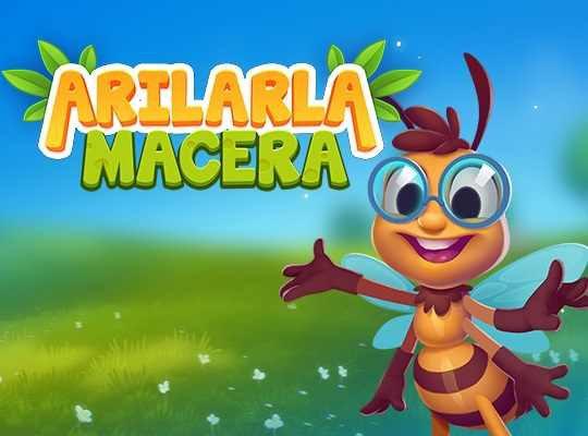 TEMA Vakfı arıları ve çocukları oyunla buluşturdu