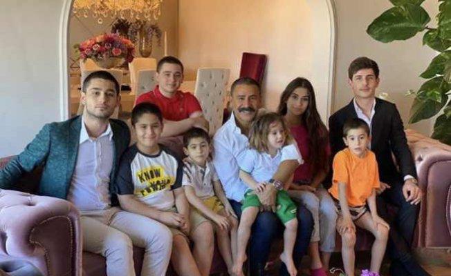 9 çocuk babası İzzet Yıldızhan'dan duygulandıran mesaj