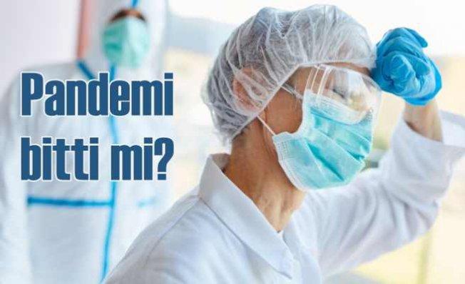 AHEF soruyor | Pandemi bitti mi?