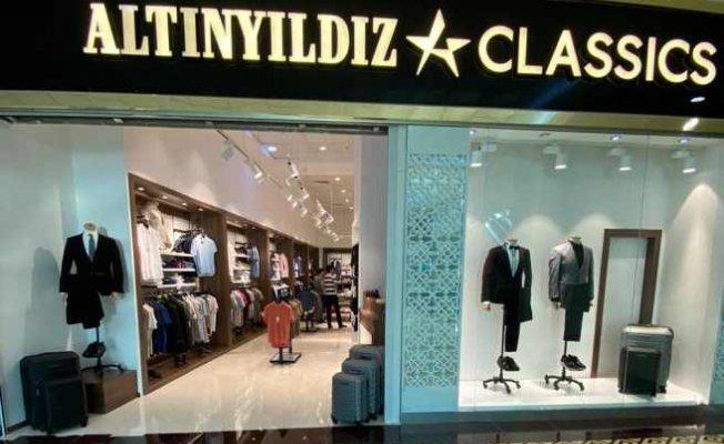 Altınyıldız Classics Türkmenistan'da ilk mağazasını açtı