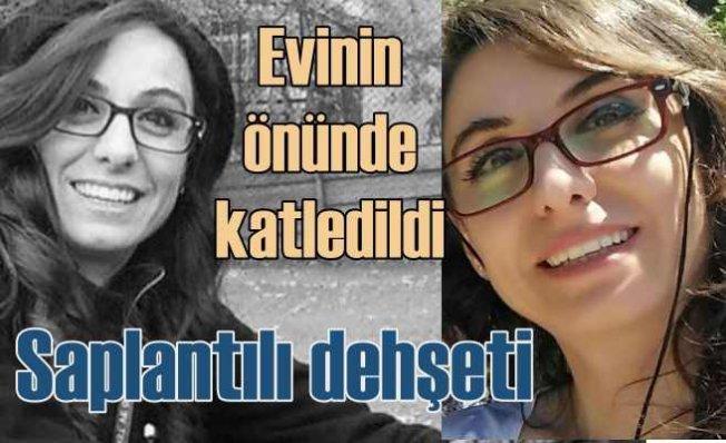 Ayşegül Aktürk cinayeti | Saplantılı aşık dehşet saçtı