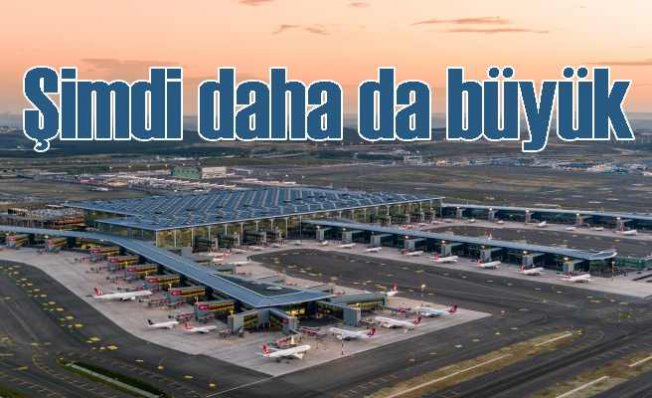 İstanbul Havalimanı'nda 3. Bağımsız Pistin Açılışı Yapılıyor