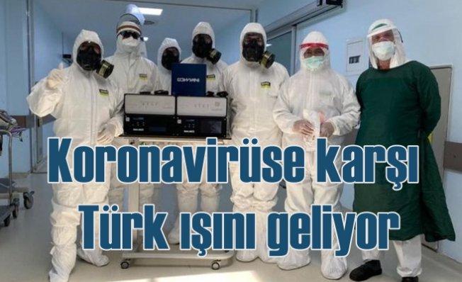 Koronaya karşı Türk ışını tüm dünyada umut olabilir