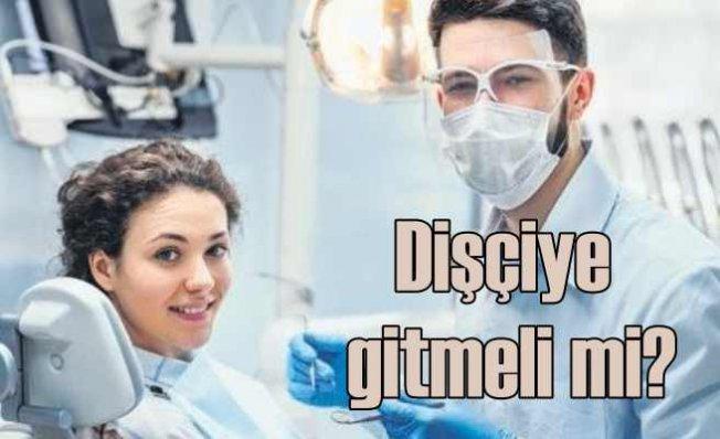 Salgın sürecinde dişçiye gitmeli mi? | Uzmanlar ne diyor?