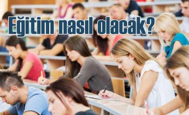 Salgında zor sınav   Covid-19 sonrası eğitim nasıl olacak?