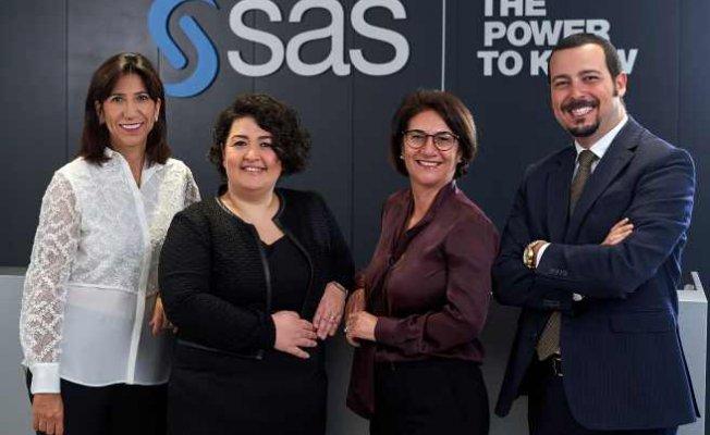 SAS'ta yeni yapılanma | Bölgesel projeler için Lider Konu Uzmanlığı ekibi kurdu