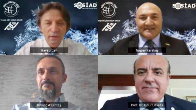 SOSİAD Dünya Soğutma Günü için Webinar düzenledi