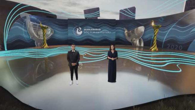 Uluslarararası Göç Filmleri Festivali'ne görkemli kapanış