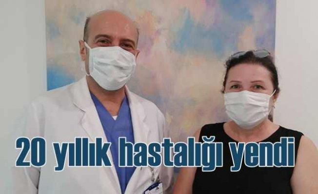20 yıldır çekiyordu | Reflü hastaları için yeni umut