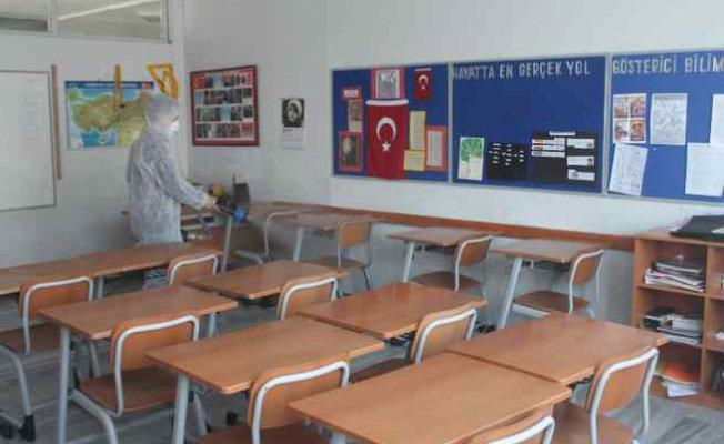 Ahmet Şimşek Koleji'nde sağlık ve güvenlik ön planda