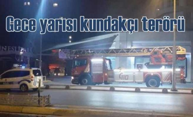 Bağcılar'da kundakçı terörü | 10 iş yeri ateşe verildi