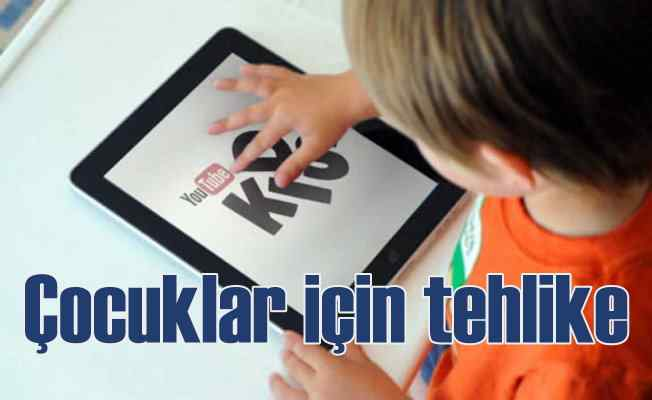 Çocuklar için evdeki tehlike | Youtube