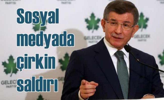 Davutoğlu'na küfreden meczup için bir yıl sonra işlem