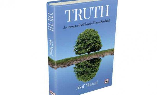 Gerçek (Truth) kitabı ingilizce yayınlandı