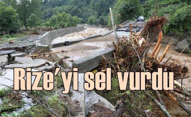 Karadeniz'de sel felaketi   Can kaybı artıyor