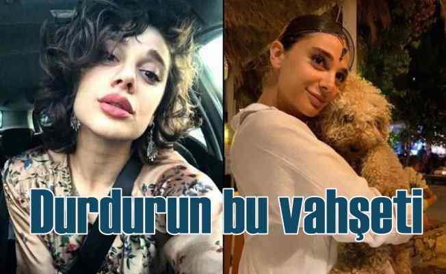 Pınar Gültekin cinayeti | Durdurun bu vahşeti