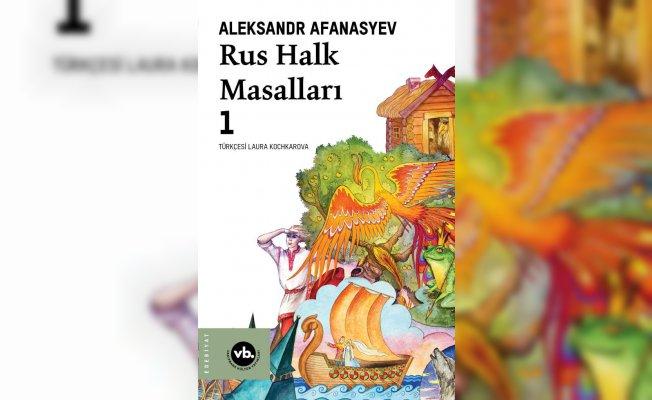 Rus halkının ruhunu yansıtan masallar | Kitap