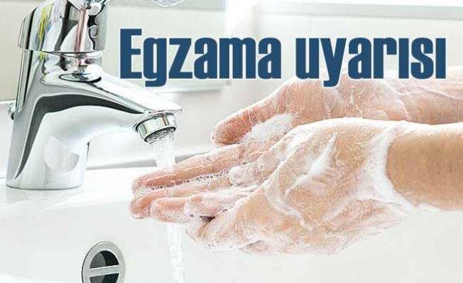 Sık sık dezenfekte etmek egzamaya yol açabiliyor
