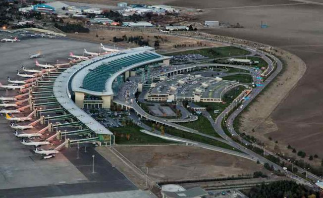 TAV ilk 6 ayda 11,4 milyon yolcuya hizmet verdi