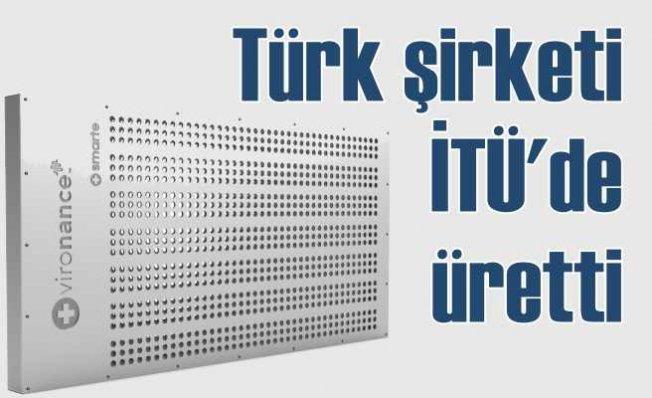 Türk firması koronavirüsü etkisiz hale getiren vironance teknoloji geliştirdi