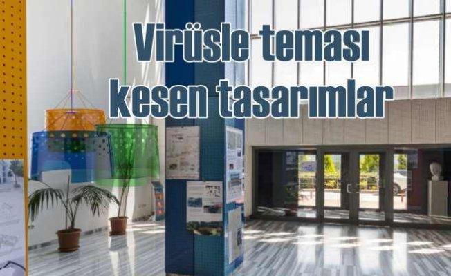 Bu Tasarımlar Virüsle Teması Engelliyor