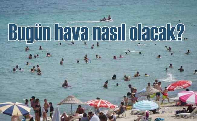 Bugün hava nasıl olacak?   İstanbul poyrazla nefes alacak