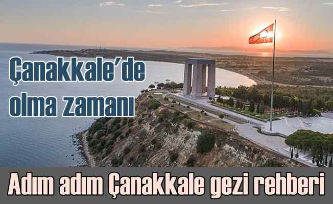 Çanakkale Gezi Rehberi