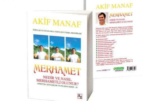 Dünyaca ünlü yazardan merhamet kitabı