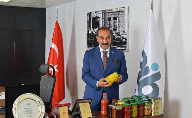 EİB | Yaş sebze meyve mamulü ihracatı 1 milyar dolara ulaştı