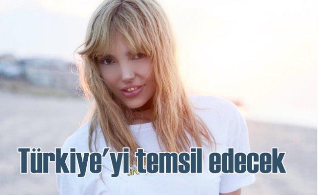 Fulin, uluslararası yarışmada Türkiye'yi temsil edecek