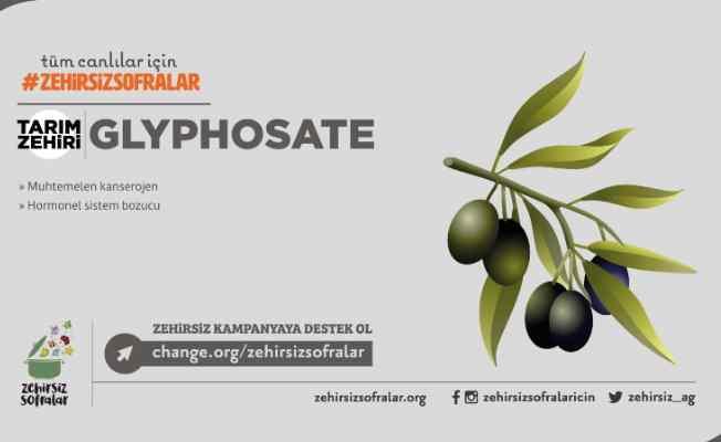 Glifosat ile zehirlenmek zorunda değiliz | Öldüren Pestisit