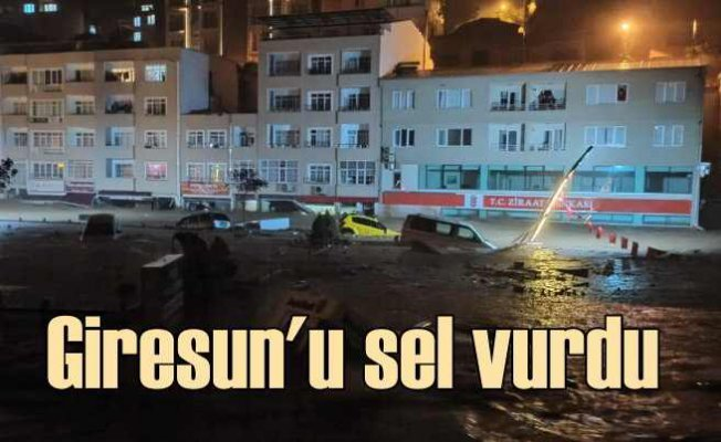 Karadeniz'de sel felaketi | 5 askerimiz kayıp