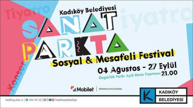 Sanat Park'ta Kadıköy'de bugün başlıyor