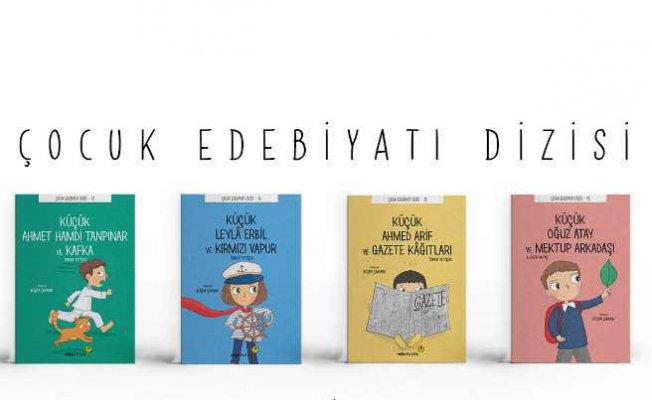 Tefrika Yayınları Türk Edebiyatı'nın ünlü isimlerini minik okurlarla buluşturuyor