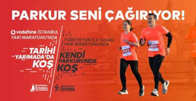 Türkiye'nin ilk yarı sanal maratonu koşu kayıtları açıldı