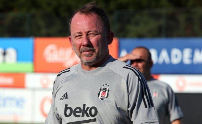 Beşiktaş'ta Sergen Yalçın şoku