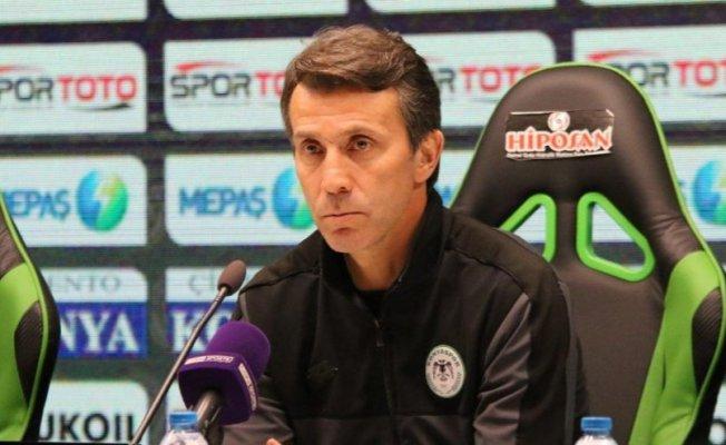 Bülent Korkmaz Konyaspor'u bıraktı