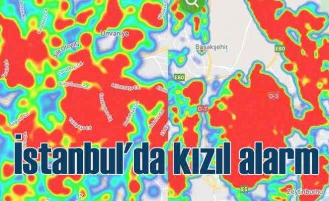 İstanbul için koronavirüs alarmı | Sayılar hızla artıyor