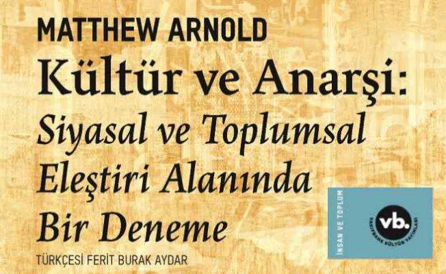 Kitap | Kültür ve Anarşi 150 yıl sonra ilk kez Türkçe'de