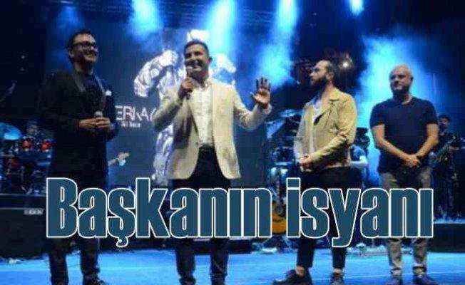 Kuşadası Belediye Başkanı Ömer Günel'in isyanı