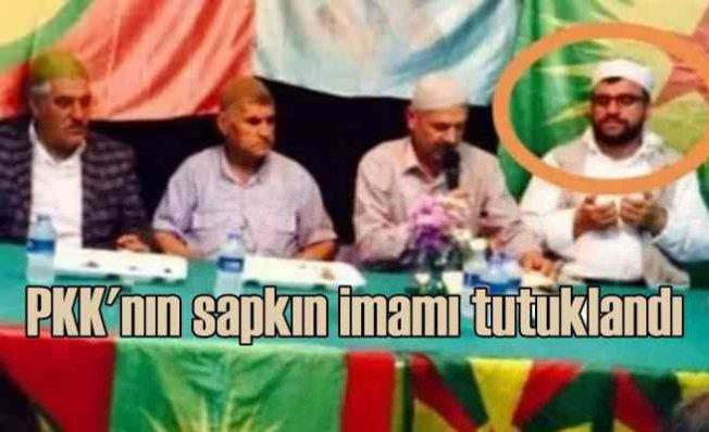 PKK'nın sapkın imamı cezaevine gönderildi