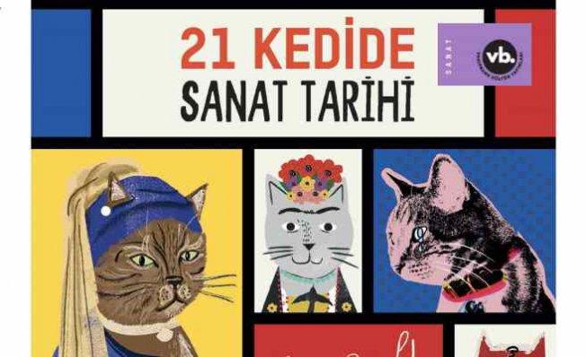 Sanatı kediler anlatıyor |VBKY'nin çok satan kitabı | 21 Kedide Sanat Tarihi