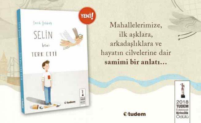 Selin Beni Terk Etti   Fatih Debbağ'dan yeni kitap