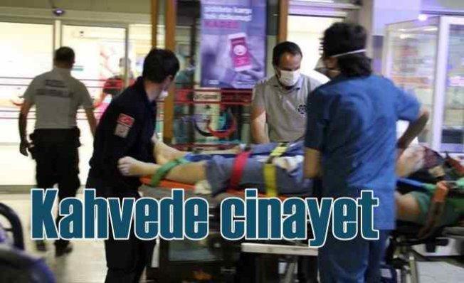 Seydişehir'de cinayet, kahvede tartışma 2 can aldı