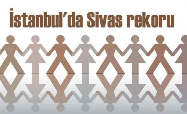 Sivaslı'lar İstanbul'da dernek rekoru kırdı