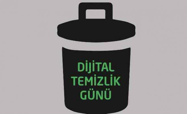 SÜT-D | Dünya Temizlik Günü çağrısı | Dijital yaşamımızı temizleyelim